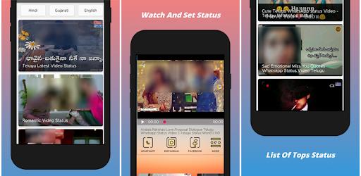 Telugu Video Status - Apps on Google Play