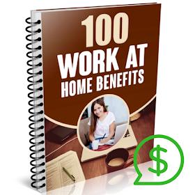 100 Work at home & online jobs - Make Money