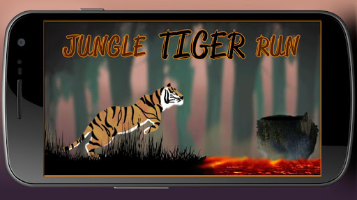 Jungle Tiger Run