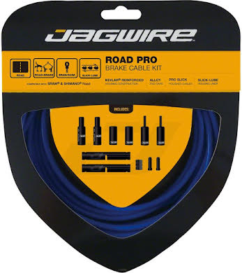 Jagwire Pro Polished Brake Cable Kit Road SRAM/Shimano alternate image 6