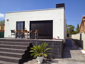 Photo: Casa de madera estilo moderno en Reus