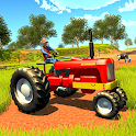 Farming Tractor Simulator : Real Life Of Farmer icon
