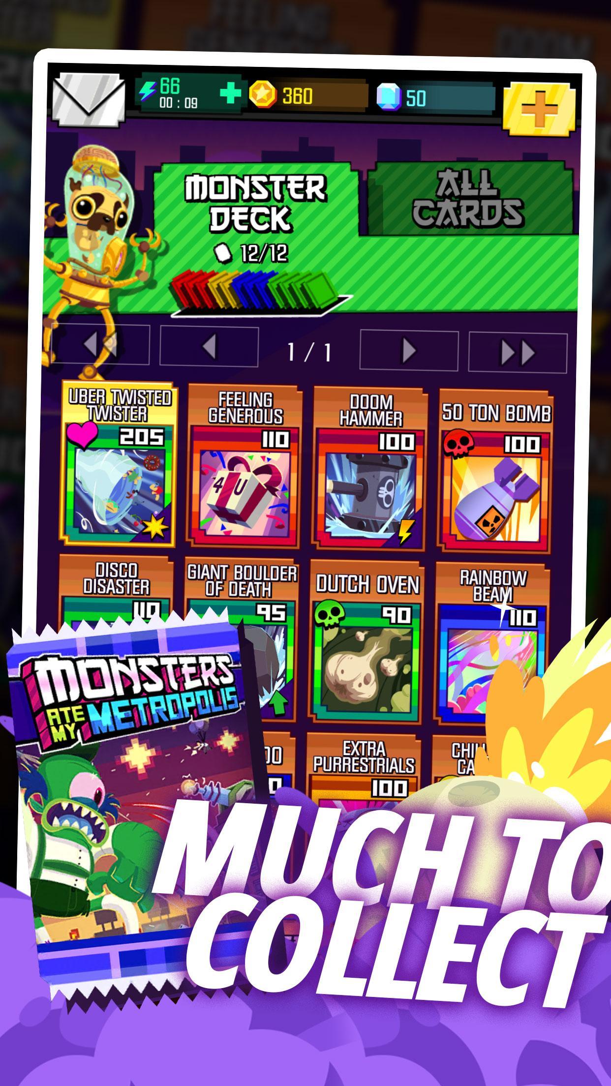 Monsters Ate My Metropolis screenshot #15