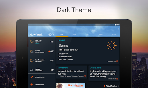 AccuWeather Screenshot 15