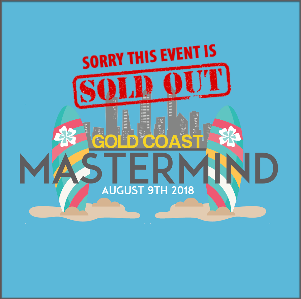 SORRY! We Are Sold Out