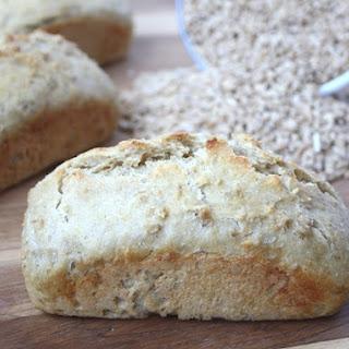 Maple Oatmeal Whole Wheat Sandwich Bread