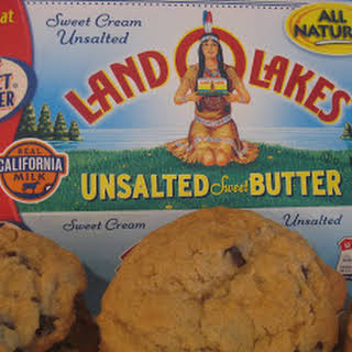Gramma John's Blue Ribbon Crispy Crunchy Chocolate Chip Cookies.