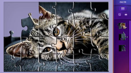 Permainan puzzle jigsaw  screenshots 5