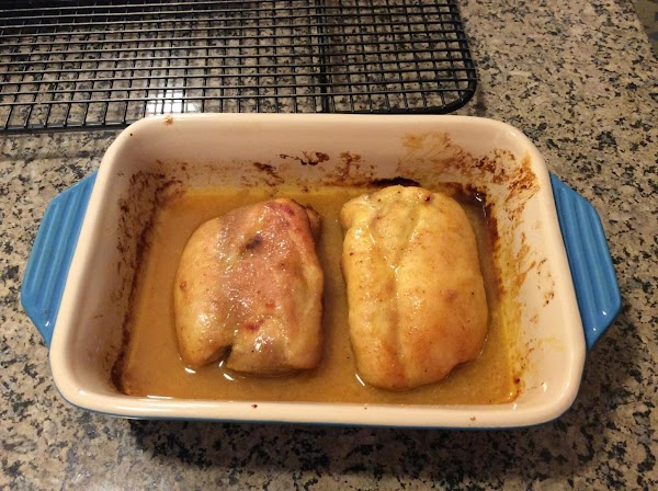 Bake in the preheated oven for 30 minutes or until internal temperature is 165...
