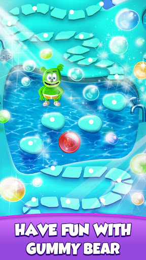 Gummy Bear Bubble Pop - Kids Game apktram screenshots 5