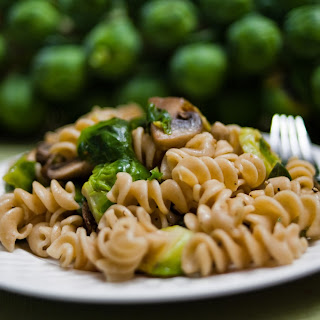 Brussels Sprouts Pasta Recipe