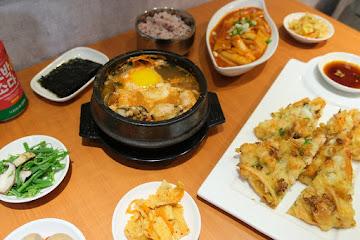勁呷韓定食 精緻韓式嫩豆腐煲專賣店