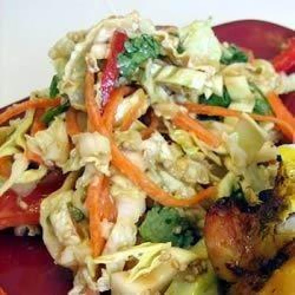 Asian Coleslaw Dressing Recipe