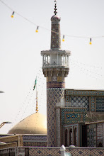 Photo: Day 151 - Golden  Dome at the Holy Shrine in Mashhad
