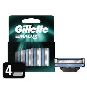 Repuesto Gillette Mach 3   X4Und.