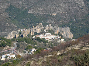 Photo: guadalest