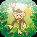 Dschungel Affen Wippe icon