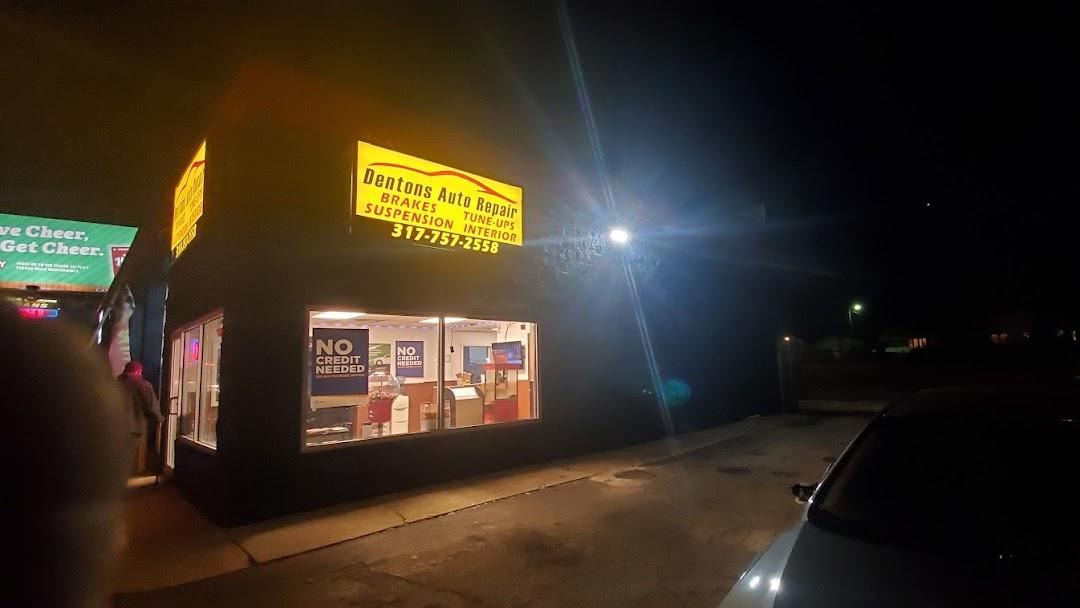Denton's Auto Repair - Auto Repair Shop in Indianapolis