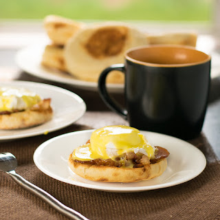 Bacon and Eggs Benedict