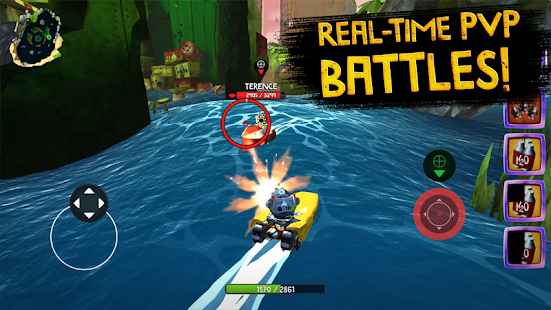 Battle Bay Android apk