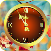 Live Clock – Background Screen Wallpaper Free App