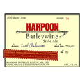 Logo of Harpoon 100 Barrel Series Barleywine