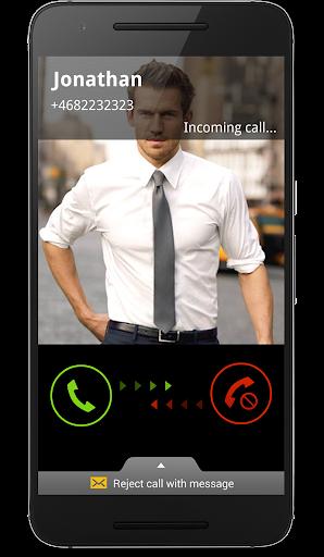 玩免費娛樂APP|下載偽の電話 app不用錢|硬是要APP