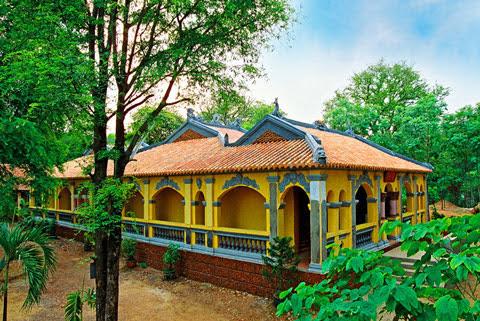 Chùa Hội Sơn là di tích lịch sử - văn hóa quốc gia