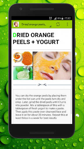 Skin Lightening And Treatments With Home Remedies 1.1 screenshots 5