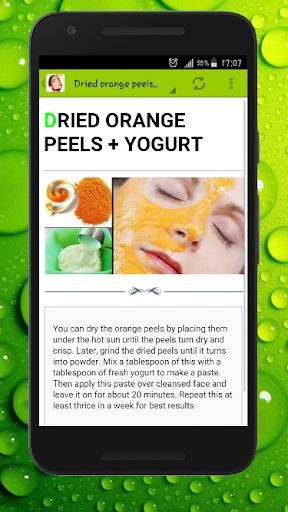 Beauty Tips For Women - Skin Lightening And Care  screenshots 5