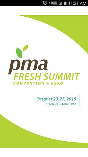 2015 PMA Fresh Summit