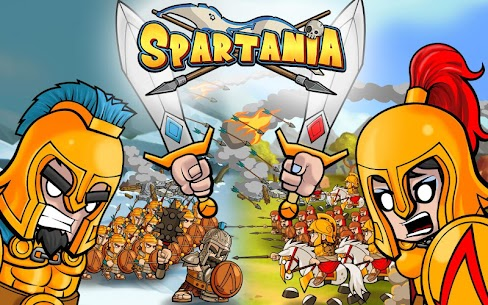 Spartania: The Orc War! Strategy & Tower Defense! 3.17 Mod + APK + Data UPDATED 1