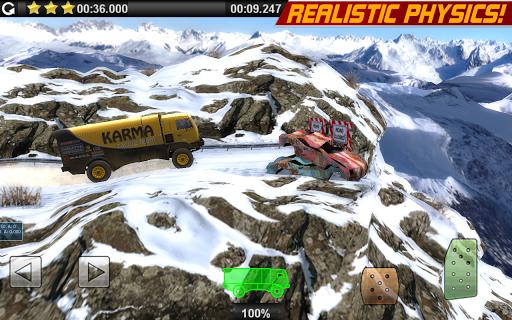 Offroad Legends - Hill Climb screenshot 8