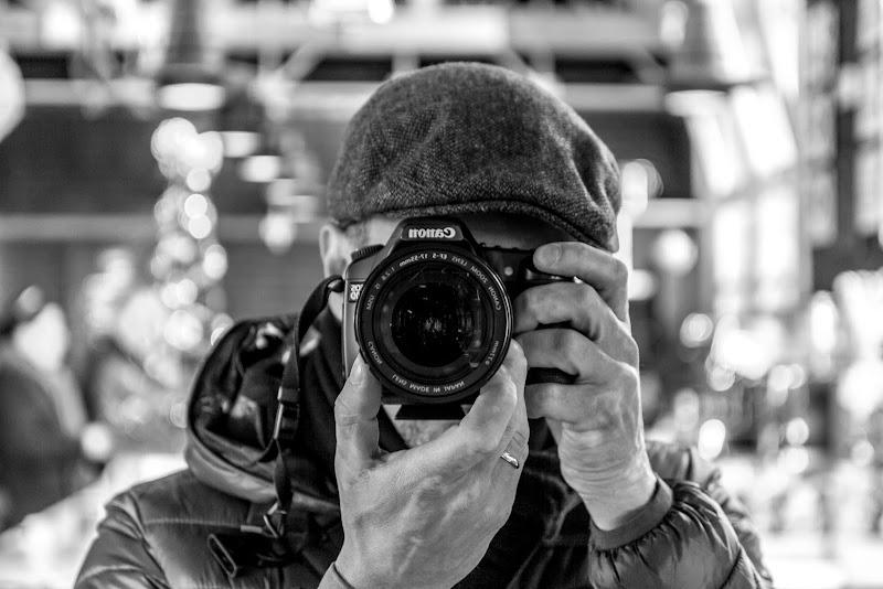 Il più classico dei selfie... di Andrea Calò