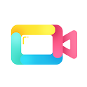 Selfie Video maker-beauty cam icon