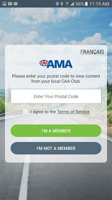 AMA Mobile - screenshot