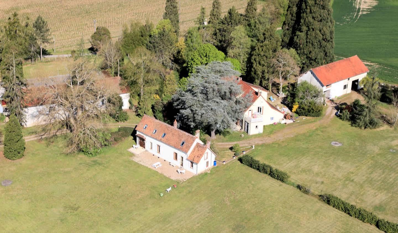 Property with garden Bonny-sur-Loire