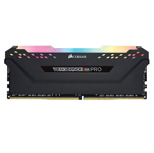 Bộ nhớ/ Ram Corsair Vengeance RGB Pro 8GB (1x 8GB) DDR4 3000 (CMW8GX4M1D3000C16)
