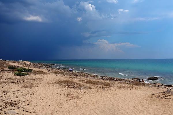 Spiaggia deserta... di Pink73