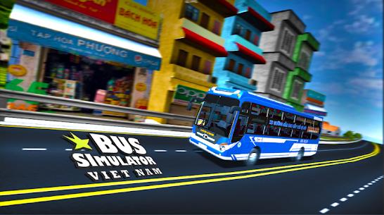 Bus Simulator Vietnam MOD (Unlimited License) 8