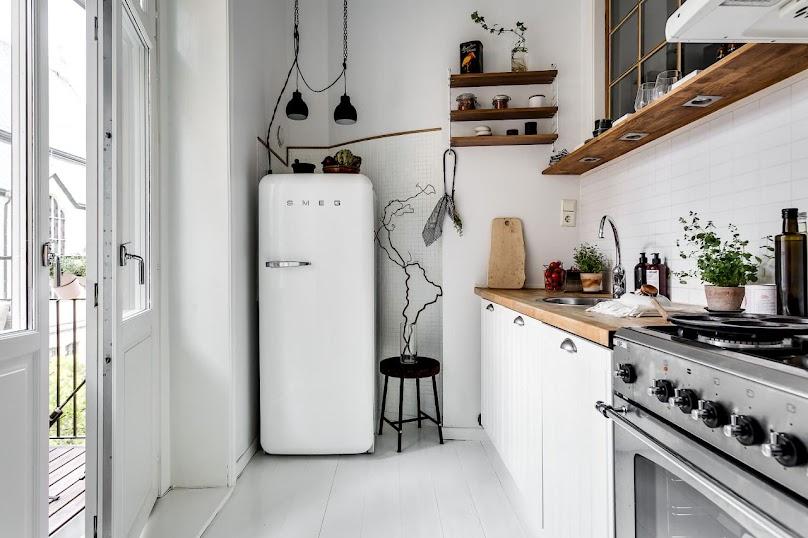 Jak stworzyć w małej kuchni dużo miejsca? Sprawdź w naszym artykule
