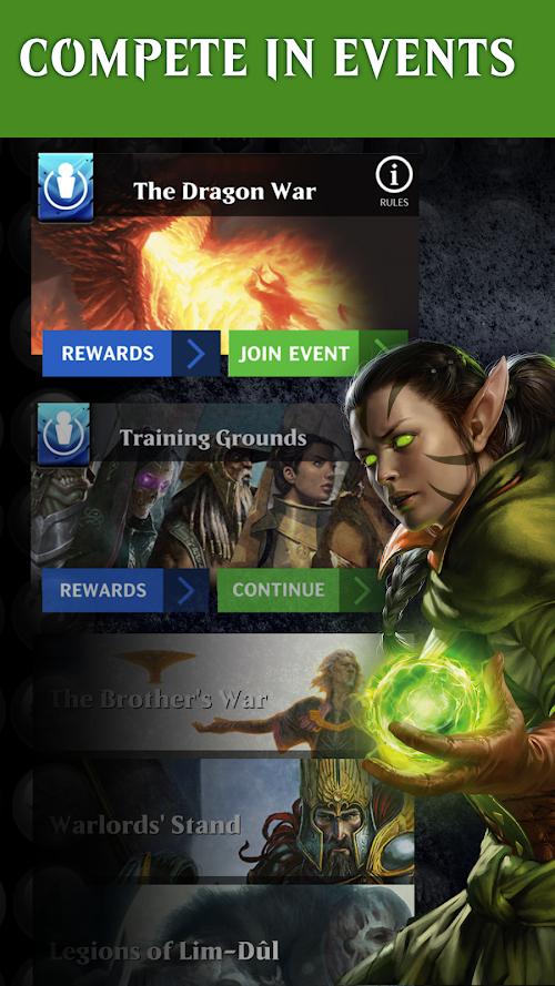 Screenshot 3 Magic: The Gathering - Puzzle Quest 2.9.0 APK MOD