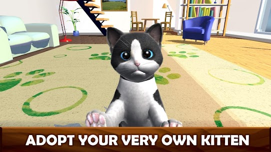 Daily Kitten : virtual cat pet 3.4 Mod APK Updated Android 2