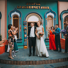 Wedding photographer Svetlana Sotnikova (SotnikovaSveta). Photo of 18.08.2016