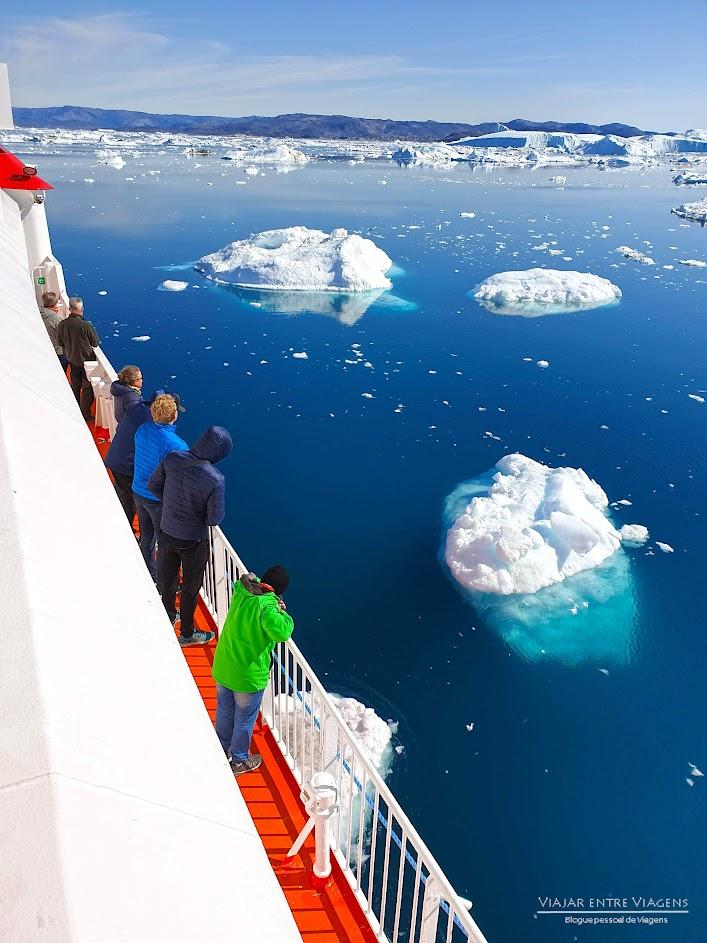 Dia 9 a 12 - Os fiordes da Gronelândia no Sarfaq Ittuk | Volta ao Mundo
