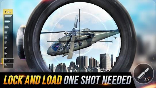 Sniper Honor: Free FPS 3D Gun Shooting Game 2020 2