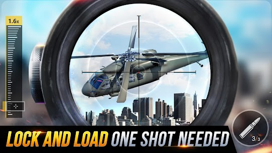 Sniper Honor MOD (Unlimited Money/Diamonds) 2