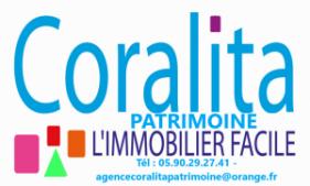 Logo de CORALITA Patrimoine