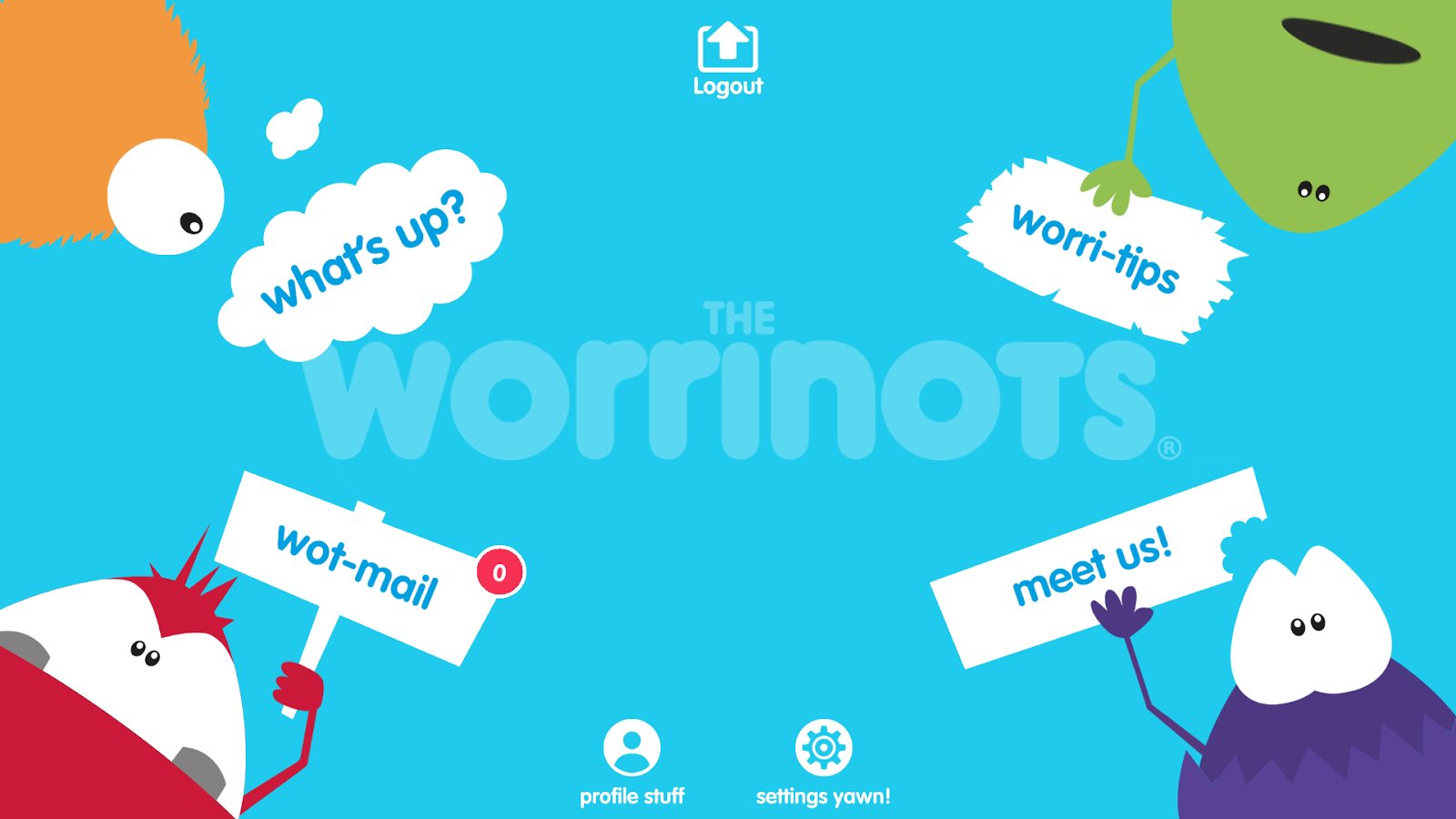 The Worrinots - Home Edition- screenshot