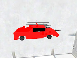 シンプルな車